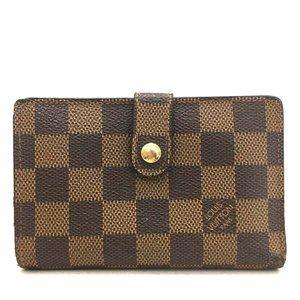 💯Auth Louis Vuitton Porte Monnaie Billets Wallet